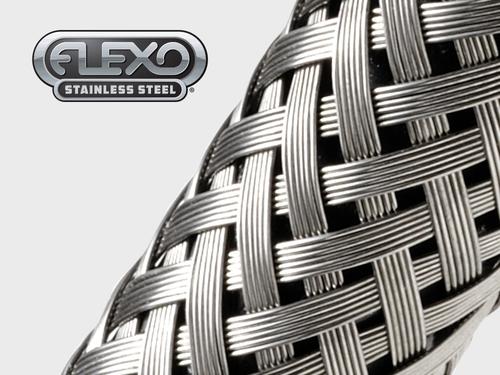 Gaine Tressée en Acier Inoxydable Flexo® Stainless Steel